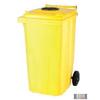 Külső hulladéktároló, 240 L - SZELEKTÍV MŰANYAG