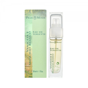 Frais Monde Vanilla And White Musk EDT 30 ml