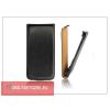 Haffner Slim Flip bőrtok - LG G2 Mini D620/D618 - fekete