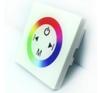 Fali RGB LED vezérlő (RGB04) - 144 Watt - fehér villanyszerelés