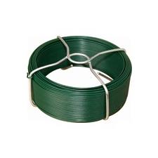 NEMMEGADOTT dróthuzal műa. bevonatos zöld 0,7/ 1,2mm 50m barkácsolás, csiszolás, rögzítés
