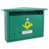 NEMMEGADOTT postaláda Alpesi-2 záras zöld horg. CS