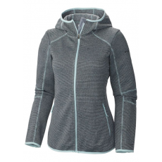 Columbia Altitude Aspect(TM) Hooded Fleece Jacket D (AL6032l_329-Icy Morn) Női polár
