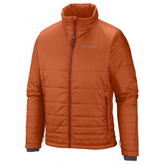 Columbia Go To(TM) Jacket D (WM5092l_866-Backcountry Orange) Férfi utcai kabát