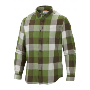 Columbia Out and Back™ II Long Sleeve Shirt Ing D (AM8022l_350-Dark Backcountry)