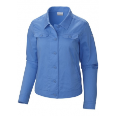 Columbia Kenzie Cove Jacket Ing,blúz D (AL3005m_485-Harbor Blue)