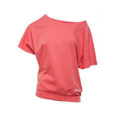 Fundango Modena Logo 59 T-shirt,top D (2TM10459_352-coral)