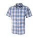Columbia Cory Edge II YD Short Sleeve Shirt Ing D (AM9148m_411-Dark Mirage)