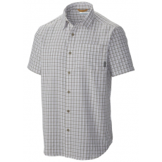 Columbia Endless Trail II Short Sleeve Shirt Ing D (AM9139m_221-Tusk)