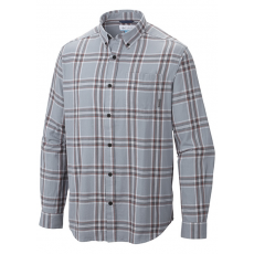 Columbia Rapid Rivers(TM) II Long Sleeve Shirt D (AM7968l_032-Tradewinds Grey) Férfi ing