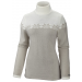 Columbia Lotsa Loft(TM) Turtleneck Sweater D (AL2052l_125-Sea Salt) Női pulóver