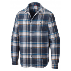 Columbia Flare Gun(TM) Flannel Lined Shirt D (AM8319l_439-Abyss) Férfi ing