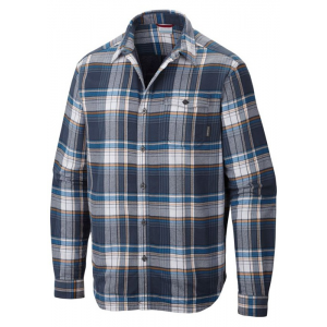 Columbia Flare Gun™ Flannel Lined Shirt Ing D (AM8319l_439-Abyss)