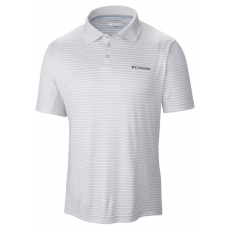 Columbia Utilizer Stripe Polo Shirt D (AM6809m_019-Cool Grey) Férfi galléros póló