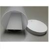 Aluminium profil eloxált (ALP-6060) LED szalaghoz, opál