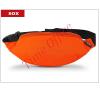 SOX Lifestyle univerzális sport övtáska - UV narancs tablet tok