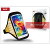 """SOX univerzális kartok sportoláshoz, max. 5,5"""" méretű készülékhez, 30-40 cm karvastagságig - sárga"""