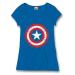 """Marvel """"Captain America"""" póló, kék, női"""