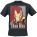 "Marvel ""Iron Man Obey"" póló"