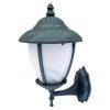 TOP LIGHT ANCONA N kültéri fali lámpa, zöld 1xE27/60W