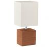EGLO 93045 - Asztali lámpa MATARO 1xE14/40W világítás