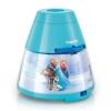 Philips 71769/08/16 - LED gyermek lámpa FROZEN 1xLED/0,1W + 3xLED/0,3W/3xAA vetíttőgép