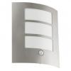 EGLO 88142 - CITY szenzoros kültéri fali lámpa 1xE27/15W