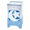 Prezent LED gyermek asztali lámpa BLUE MOON 1xE14/1W LED