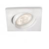 Massive - Philips 59081/31/16 - LED Sóllyesztett spotlámpa SMARTSPOT 1xLED/4W fehér