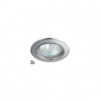 Greenlux GXPL016 - AXL 5514 beépíthető mennyezeti lámpa 1xMR16/50W matt króm/nikkel