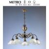 JUPITER METRO MT 5 függeszték 5xE27/60W