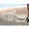 Beliani Esovédo huzat napozóágyakhoz - TOSCANA - FIRENZE - PERUGIA - 205x75x50 cm
