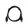 Art extension cable USB 2.0 ferrit A male-A female 1.8M oem
