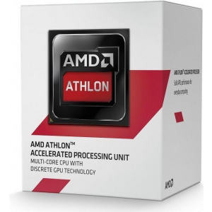 AMD Athlon 5150 AM1 1.6 GHz 2MB cache L2 25W BOX