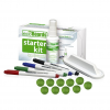 2x3 Starter kit  Eco for dry-wipe boards