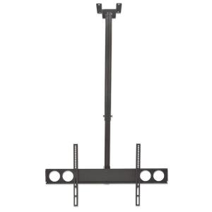 MANHATTAN mennezeti tartó, TV LED/LCD/PLASMA, 37-70', 50kg, állítható, VESA