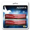 ADATA DDR3 Adata XPG V1 Red 8GB (2x4GB) 1866MHz CL10 1.5V