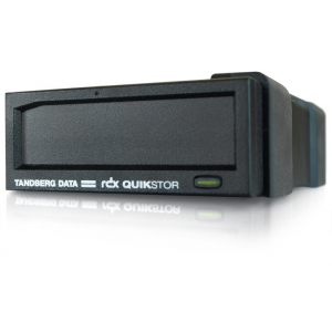 Tandberg Data Tandberg RDX External drive kit with 2TB Cartridge black USB 3.0