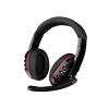 Natec GENESIS H12 fejhallgató mikrofonnal, 1 x Mini Jack 3,5mm (gaming design)