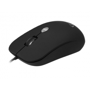 Gembird Optical mouse 1600 DPI, USB, black