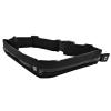 Qoltec Universal sports belt for smartphone/key   double   black
