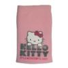 Hello Kitty Pastel 4 zoknis álló szövet tok pink*
