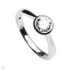 Silvertrends ezüst gyűrű 50-es méret - ST894/50