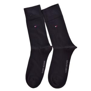 TommyHilfiger TH KIDS ORIGINAL ARGYLE SOC kamasz fiú magasszárú zokni