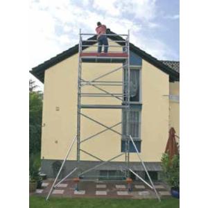 KRAUSE PROTEC gurulós állvány 9,3m munkamagasság 910172