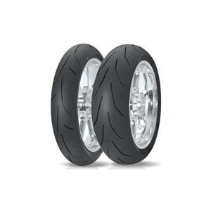 Avon 3D Ultra Xtreme AV82 ( 160/60 ZR17 TL (69W) hátsó kerék )