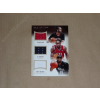 Panini 2013-14 Immaculate Collection Trios Materials #28 Al Horford/Corey Brewer/Joakim Noah/49