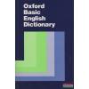 Oxford University Press Oxford Basic English Dictionary