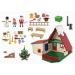 Playmobil Télapó a hófödte házikónál - 5976