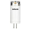 ActiveJet LED žiarovka SMD AJE-MC1G G4 2,5W (teplá biela)